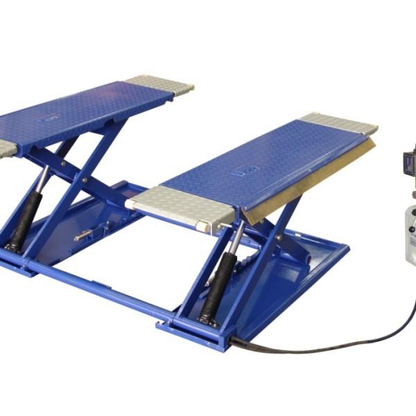 Automotive Lift Equipment : Portable mid rise frame lift quality auto equipment