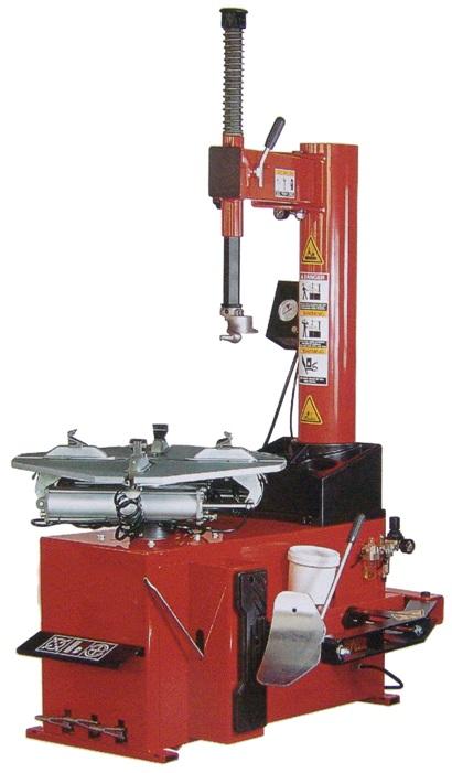 Wheel Alignment Machine >> Semi-Automatic Tire Changer - Quality Auto Equipment