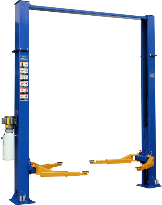 7 000 Lb Two Post Lift Quality Auto Equipment