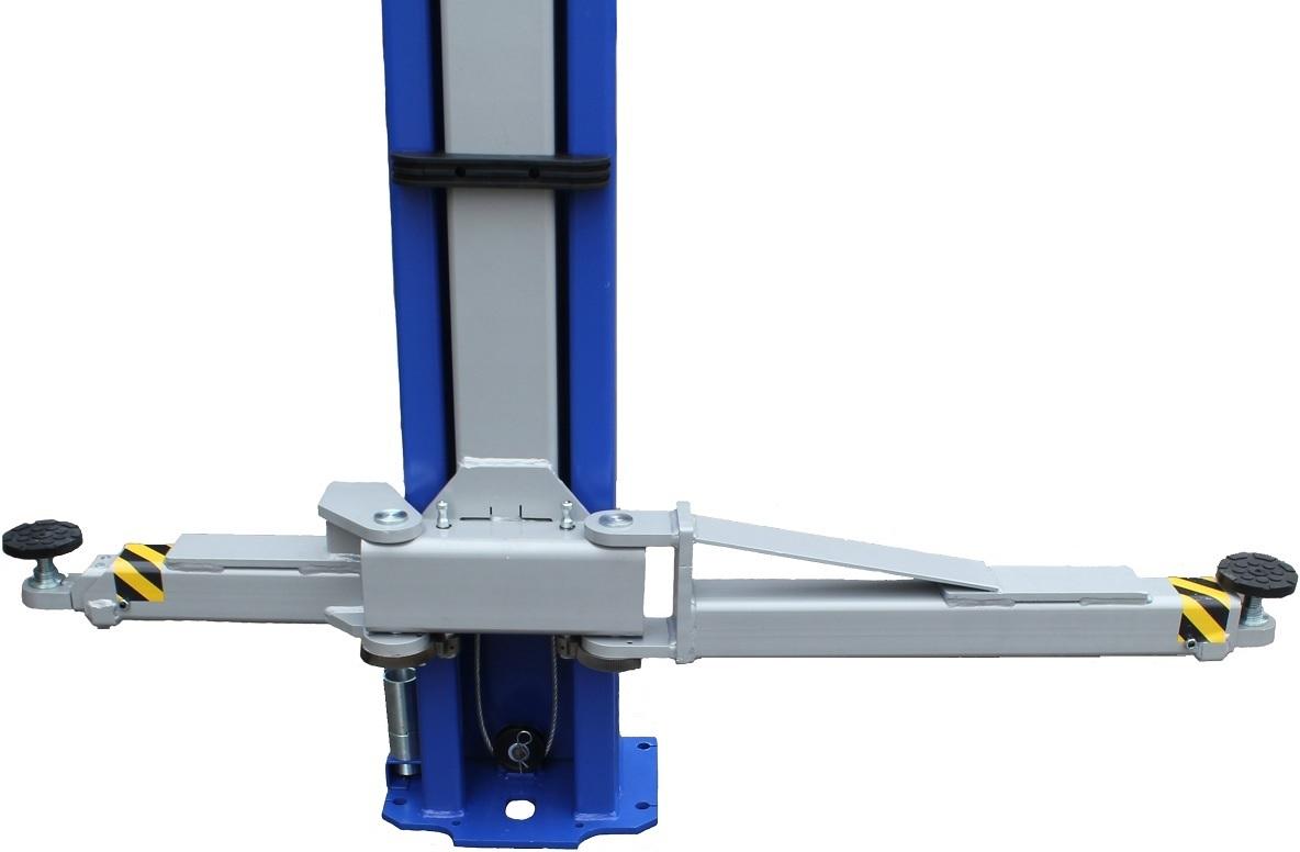 11 000 Lb Bi Symmetric Lift Quality Auto Equipment
